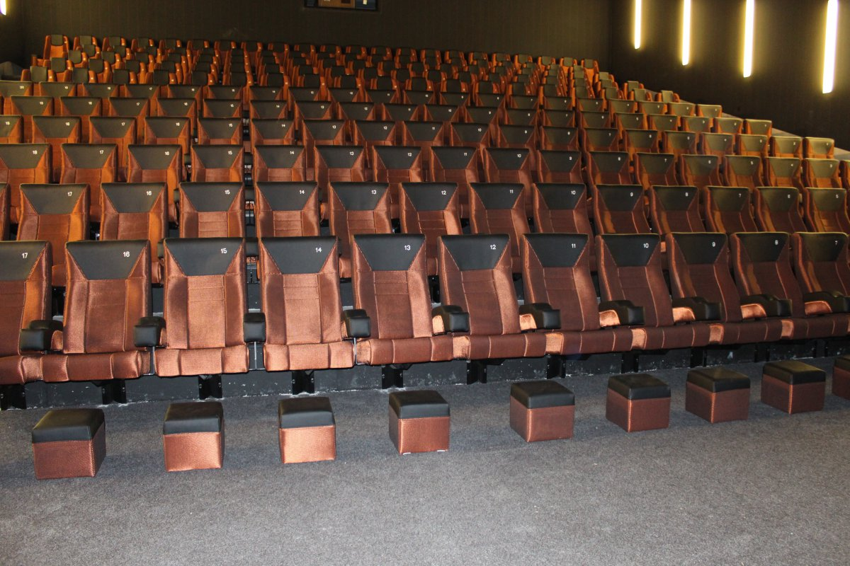 Cinetech Erlebniskino Gronau